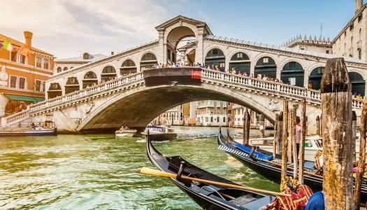 Romantic Venice Break