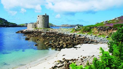 Isles of Scilly Guided Island Hopping Holiday