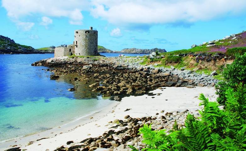 Cromwell's Castle, Isles of Scilly