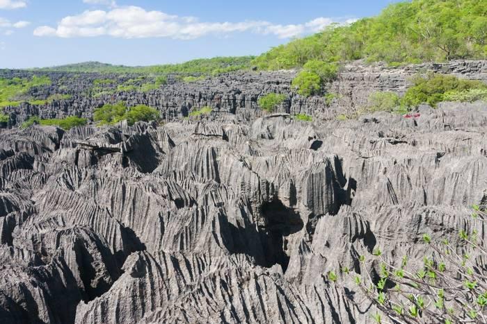 The Sea of Tsingy, Ankarana National Park, Madagascar (Pierre-Yves Babelon).jpg