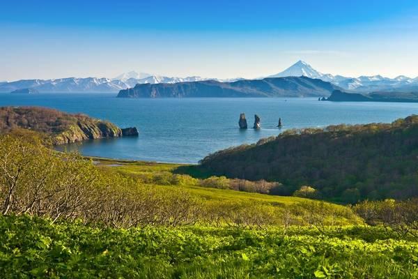 Kamchatka, Russia Shutterstock 114762214