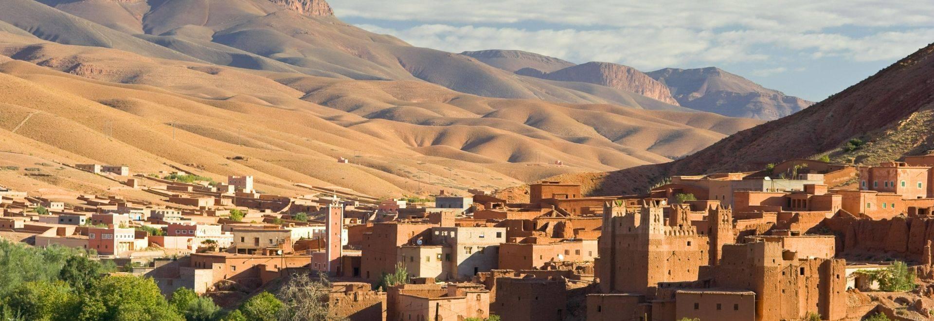 Marrakech & The Atlas Mountains