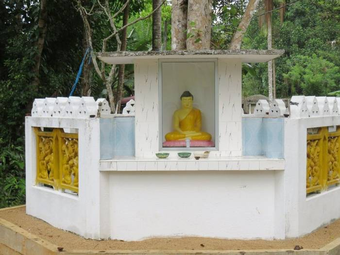 Buddhist Shrine (David Hartill)