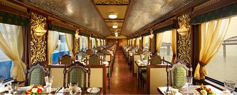 Ultimate Luxury Indian Escape & the Maharajas' Express