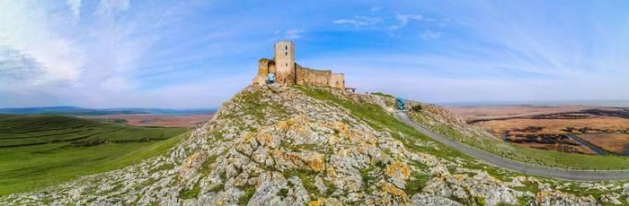 Enisala Fortress, Dobrogea, Main Image Option 2