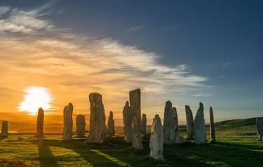 callanish standing stones on the isle of lewis