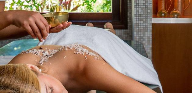 Stress Management at Shanti Maurice