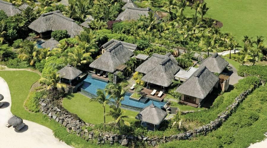 Shanti Maurice villas