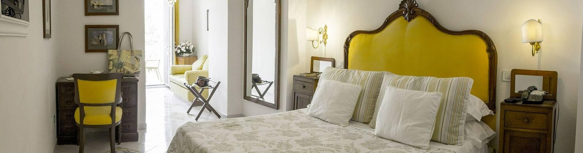 Villa Maria, Amalfi Coast, Italy, Standard room.jpg