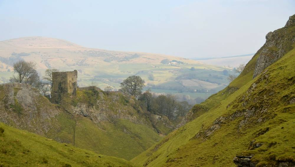 Peak District guided walking holiday