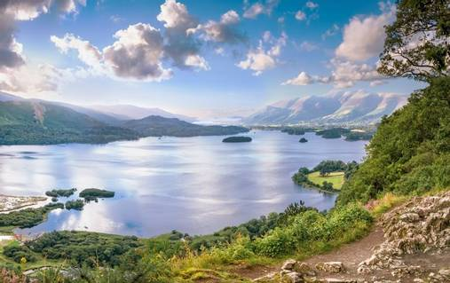 4-Night Northern Lake District Tread Lightly Guided Walking Holiday