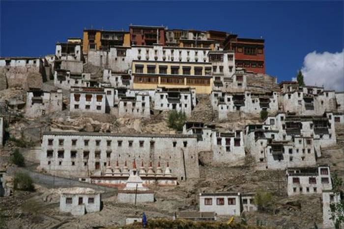 Ladakh architecture (Raghu Kulkarni)
