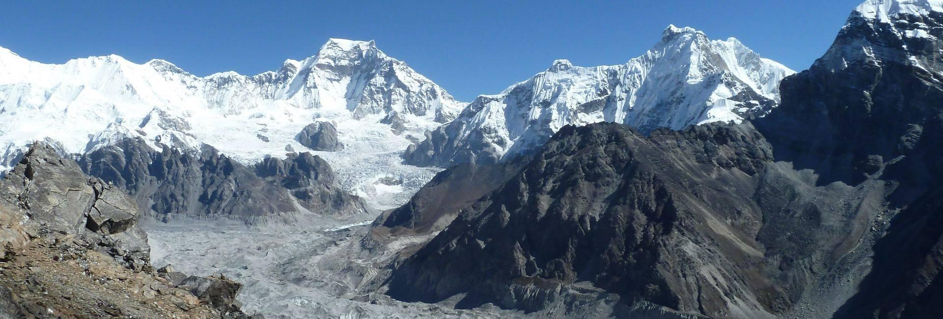 Everest High Passes trek in Nepal
