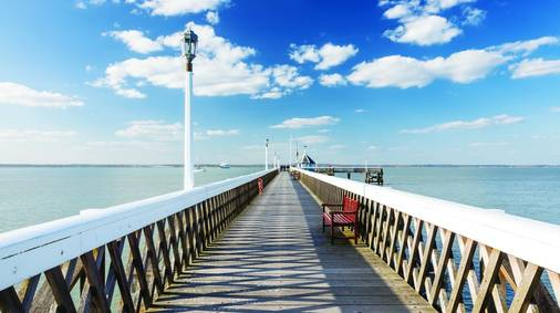 3-Night Isle of Wight Gentle Guided Walking Holiday