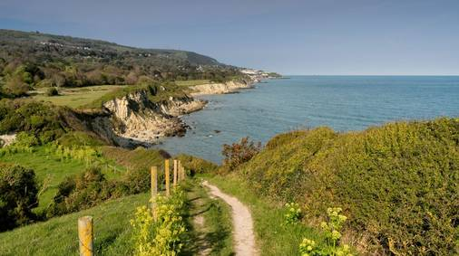 3-Night Isle of Wight Self-Guided Walking Holiday