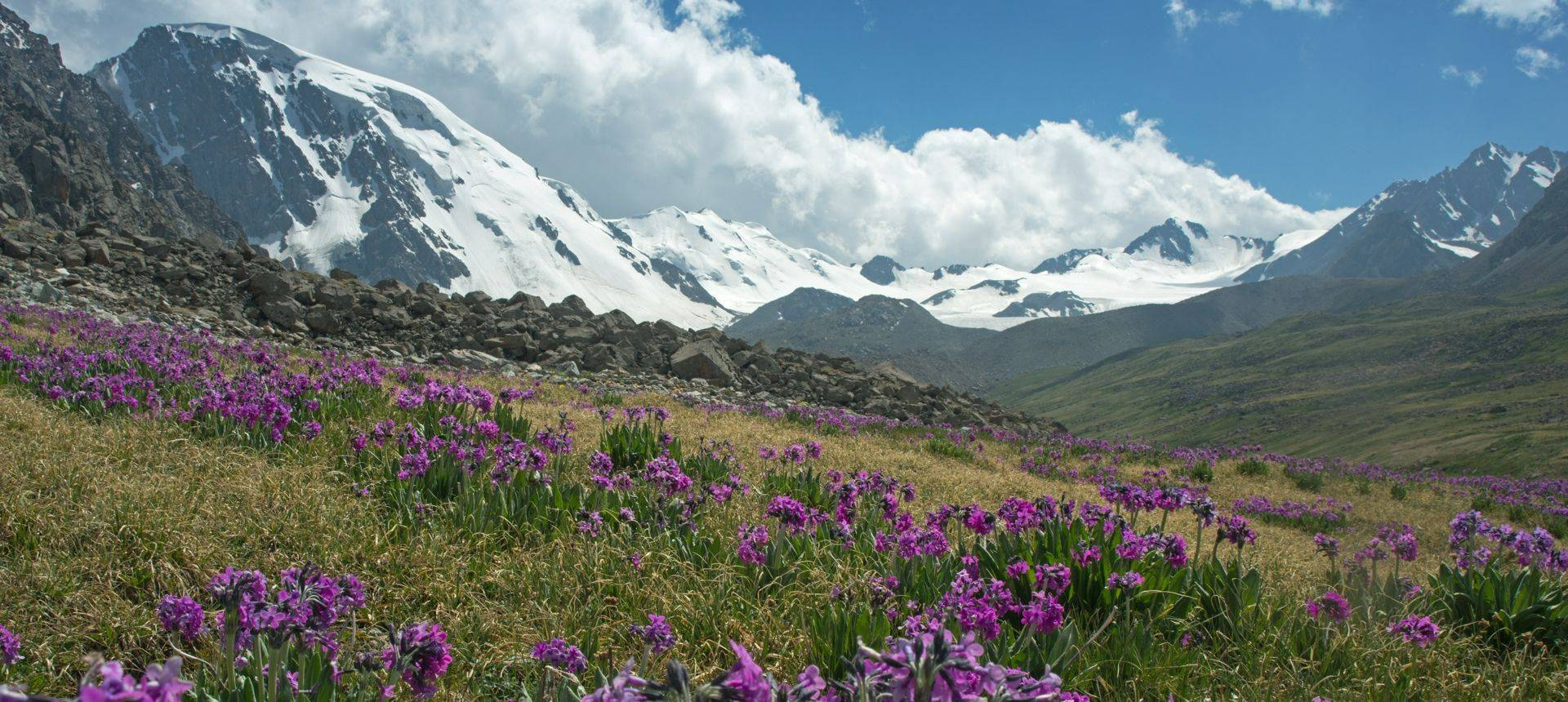 Tien Shan Mountains
