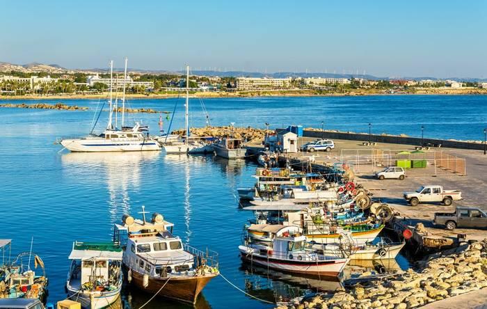 Latchi Harbour, Cyprus Shutterstock 347953391