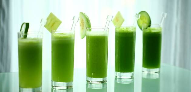 Juice Cleansing Detox at Fusion Maia