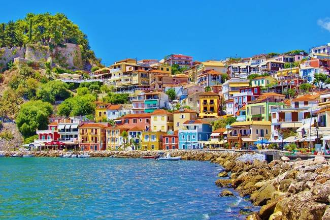 Parga Whole Ionian 1000