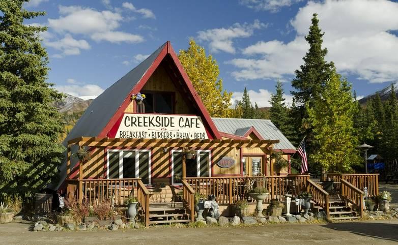 Alaska - McKinley Creekside Cabins -TB Main Lodge 2012.jpg