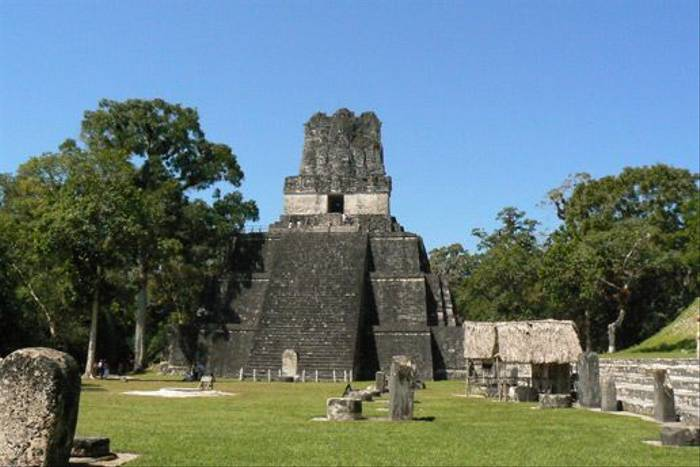 Tikal Grand Plaza (Peter Dunn)