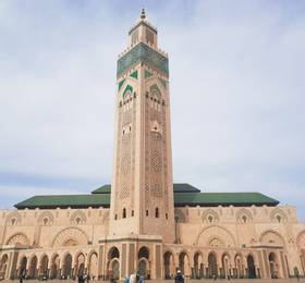 Arrive in Casablanca