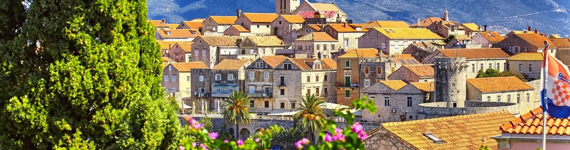 Dalmatia coast, Korcula town.jpg