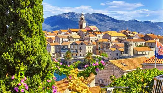 Classic Dubrovnik and Korcula