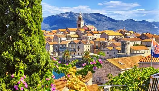 Classic Dubrovnik and Korcula