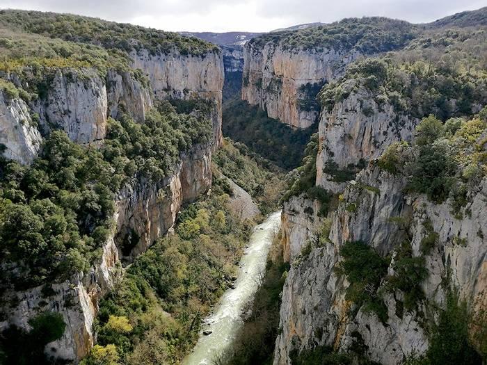 Arbayun Gorge (Javi Elorriaga)