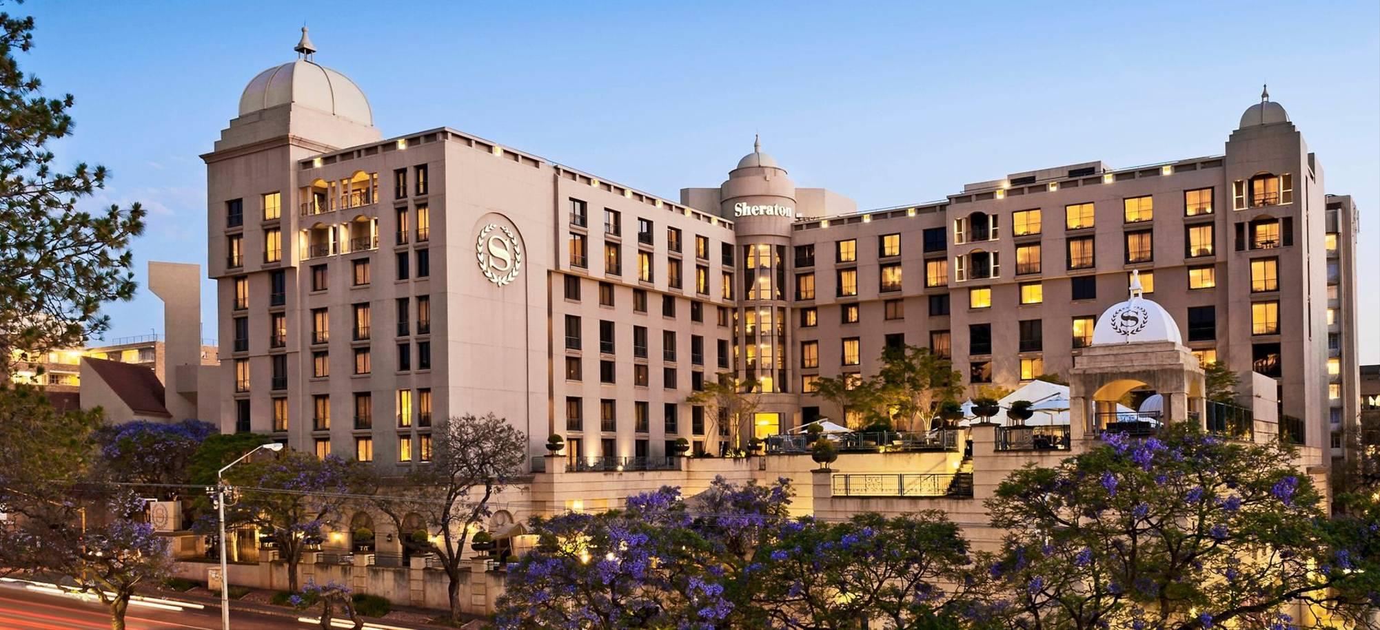 Pretoria   Sheraton Pretoria Hotel   Itinerary Desktop