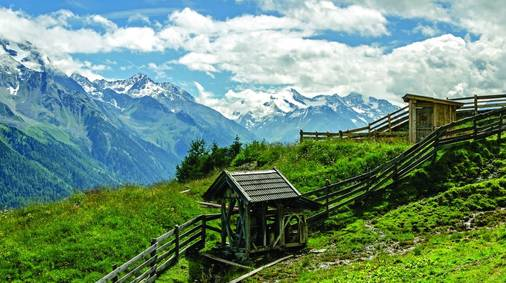 Stubai Alps High Routes Guided Walking Holiday