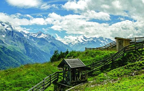 Stubai Alps Guided Walking Holiday