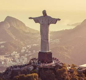 Rio de Janeiro - Hotel Stay & Tour