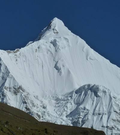 Mount Jitchu Drake 6,789m