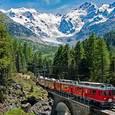 Day 7   Switzerland   Bernina Express  1