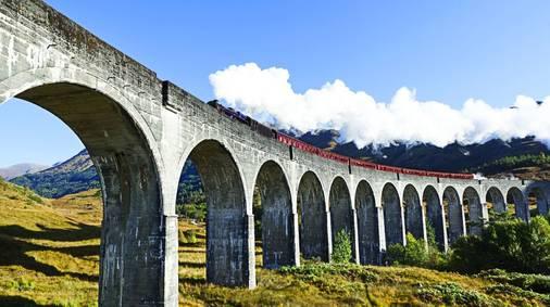 7-night Highland Railway Tour