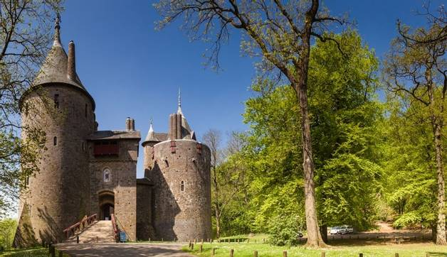 Shutterstock 174726002 Castell Coch