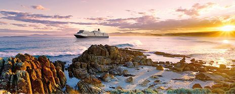 Tasmania & New Zealand Cunard Adventure