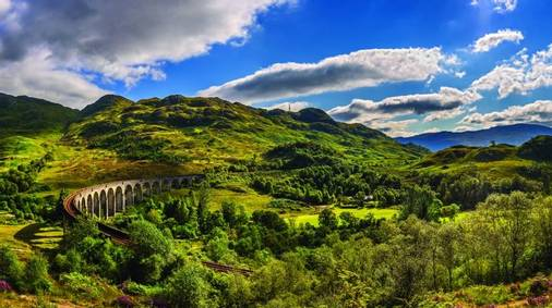 4-Night Scottish Highlands Self-Guided Walking Holiday