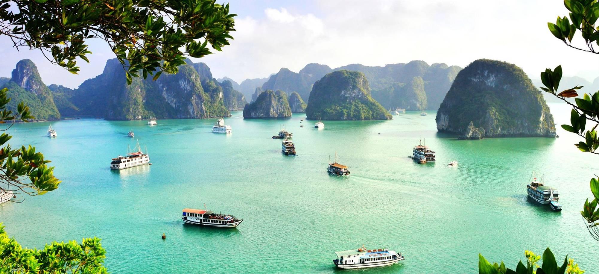 Itinerary Desktop 6 Halong Bay