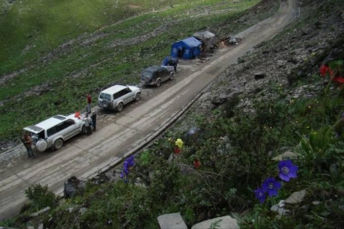 Naturetrek Convoy (Gordon Rae)