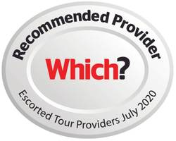 Which? Recommended Provider Escorted Tours 2020