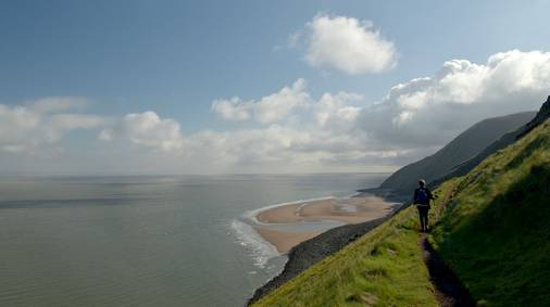 3-Night Exmoor Guided Walking Holiday for Solos
