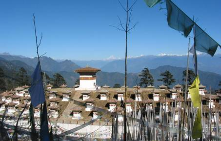 Highlights Tour of Bhutan