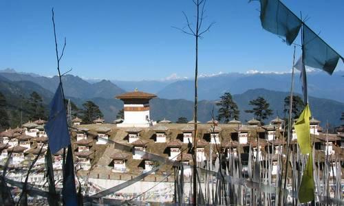 Highlights Tour of Bhutan