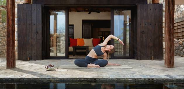 Yogic Detox at Six Senses Zighy Bay
