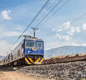 Cape Town - Embark Blue Train