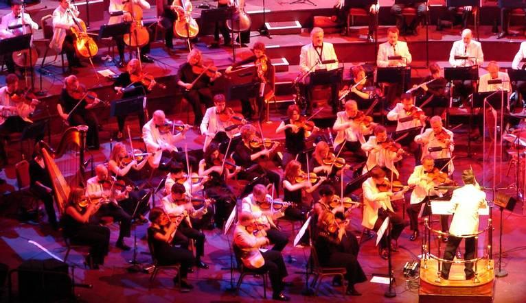 Royal Philharmonic Performance