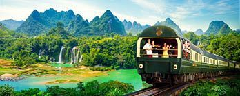 Luxury Eastern & Oriental Express Escape